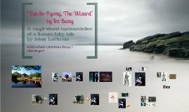 """""""Yun Se-Prong, The Wizard"""" by Im Bang"""