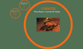 CUENTOS: Clasificación