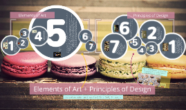 Elements of Art + Principles of Design