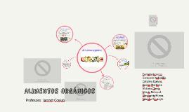 Copy of Alimentos orgánicos