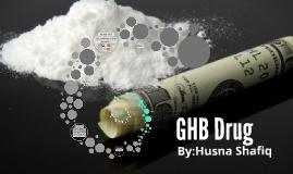 GHB Drug