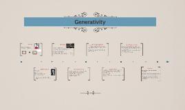 Generativity