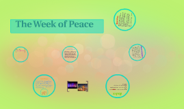 The Week of Peace