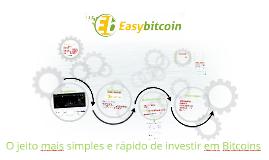 Easy Bitcoin