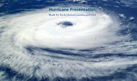 Hurricane Presentation