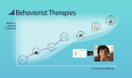 Behaviorist Therapies