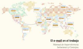 El e-mail en el trabajo