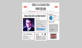 TEORÍA DE LA CALIDAD TOTAL