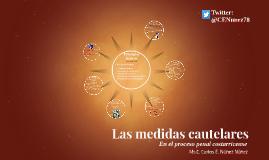 3.- Medidas cautelares en Costa Rica