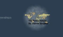 Ponca Indians