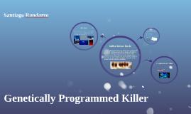 The killer before birth