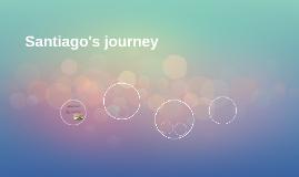Santiago's journey