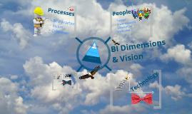 BI Dimensions and Vision