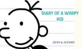 Copy of DIARY OF A WIMPY KID
