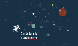 Clair de Lune de Claude Debussy