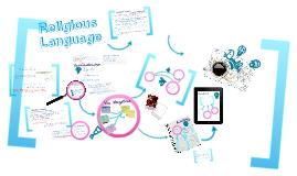 QA - Religious Language