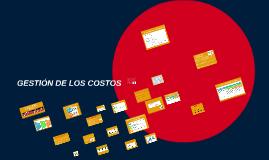 GESTIÓN DE LOS COSTOS