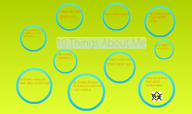 10 Things About Me.