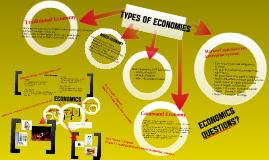 Copy of Economics Lecture I