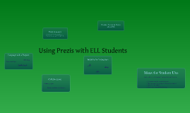 Using Prezis with ELL Students