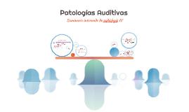 Seminario Patologías Auditivas
