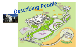 Describing People--WedFall11