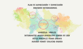 Copy of PROCESO DE EXPORTACIÓN E IMPORTACIÓN