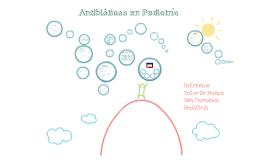 Antibióticos en pediatría