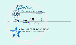 Copy of Effective Lesson Planning