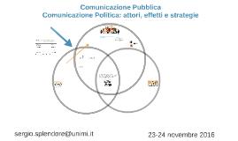 Comunicazione politica