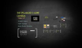 THE POLAROID I-ZONE CAMERA