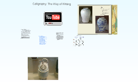 Copy of Chinese Calligraphy