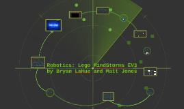 Copy of Robotics: lego mindstorms ev3