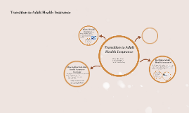 Transition to Adult Health Insurance