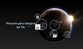 Proyecto para integrar las Tic