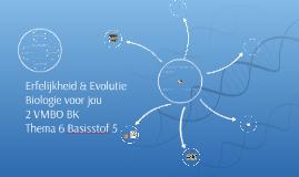 Erfelijkheid & Evolutie V2 BK T6B5