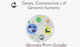 Genes, Cromosomas y el Genoma humano.
