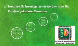 Instituto De Investigaciones Ambientales Del Pacífico. John