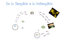De lo tangible a lo intangible...