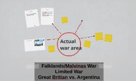 Falklands/Malvinas War