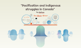Pacification and indigenous struggles in Canada