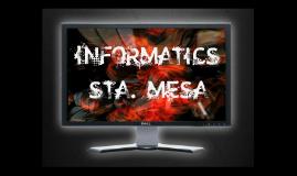 Informatics Advertisement