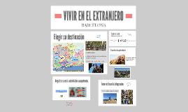 VIVIR AL EXTRANJERO