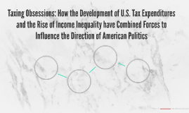 Taxing Obsessions: How the Development of U.S. Tax Expenditu