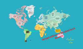 The Impact of Distance on International Tourist Movements