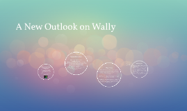 A New Outlook on Wally