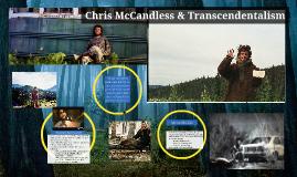 Copy of Chris McCandless & Transcendentalism