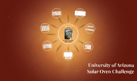 Solar Oven UofA Project