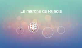 Le marché de Rungis