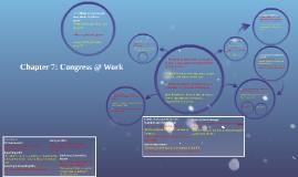 Chapter 7: Congress @ Work